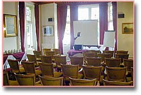 conference facilities, morangie house hotel, scotland