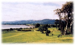 invergordon golf course